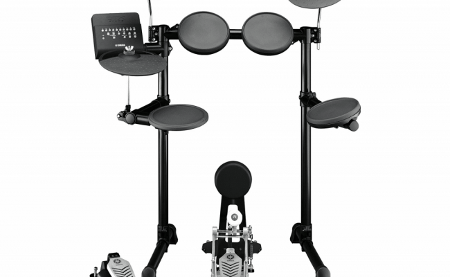 Yamaha-DTX450K-Customizable-Electronic-Drum-Kit-1